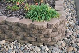 keystone garden wall rustic