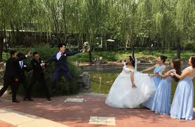 western wedding i do what in china some western wedding customs don t compute wsj