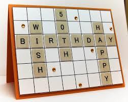 handmade birthday card from manitoba stamper blog scrabble