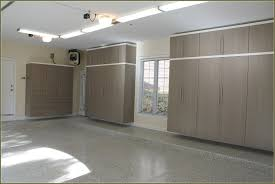 Diy Garage Storage Cabinets Building Garage Cabinets With Sliding Doors Home Design Ideas
