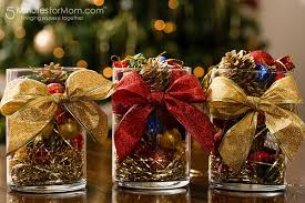 Centerpieces Christmas - a holiday centerpiece kids can make christmas craft for kids