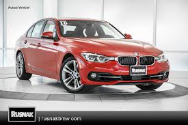 red bmw 2016 executive demo bmw cars for sale los angeles