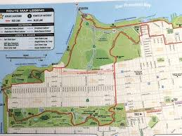 san francisco map sightseeing go cars in san francisco a way to explore the city