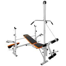 fitness home gym multi station weight bench press bonzaoz