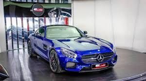 blue mercedes exquisite looking blue mercedes amg gt s benzinsider com a