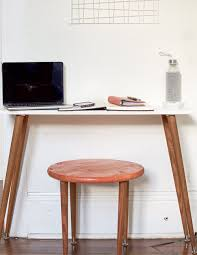 Small Writing Desks by My Diy Writing Desk For Small Spaces U2014 Life Style Mercuteify