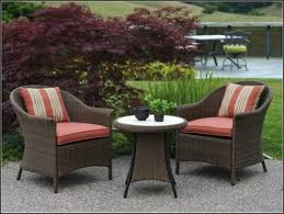 White Wicker Patio Chairs White Wicker Patio Furniture Sets Patios Home Decorating Ideas