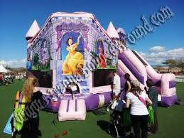 party rentals az princess bounce house rentals rent a princess bounce house
