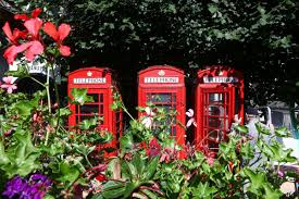 Red Phone Booth Cabinet Britain U0027s Iconic Red Phone Booths Find Their Second Calling