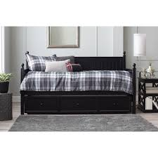 Daybed With Trundle Bed Belham Living Casey Daybed White Full Hayneedle