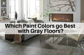 what paint color goes best with gray kitchen cabinets which paint colors go best with gray floors the flooring