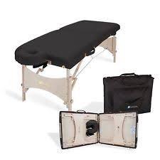 stronglite standard plus massage table stronglite standard plus portable massage table pkg black ebay