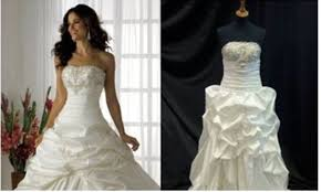 cheap online wedding dresses angry brides their bridal gown horror stories daily mail