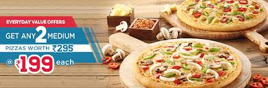 order pizzas online in india everyday value offers view menu