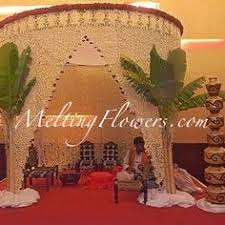 indian wedding mandap prices traditional banana and coconut leaves decor traditions