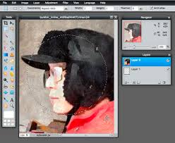 pixlr editor how to make a circular avatar with template