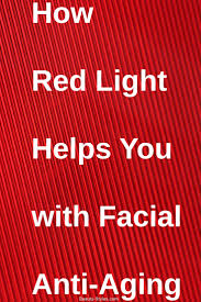 how much is a red light fine about how red led light therapy can help your skin how it