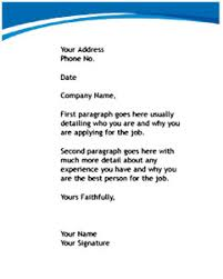 collection of solutions how to write letter looking for job also