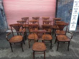 Bistro Chairs Uk Antique Set 13 Bentwood Chairs Kitchen Chairs Cafe Bistro Chairs