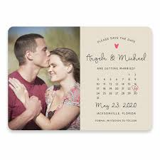 save the date calendar sweetheart calendar save the date cards