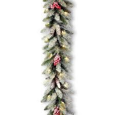 Outdoor Lighted Garland 17 Amazing Outdoor Lighted Garland Ideas Pictures Qatada