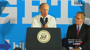 tv guide dayton vice president biden campaigns hillary clinton dayton ohio c