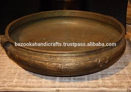 Large Silver Decorative Bowl Brass Antique Urli Large Decorative Urli Wedding Decor Bowl Buy