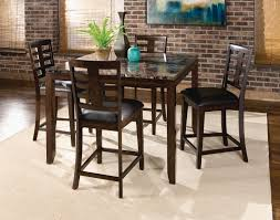 standard furniture bar and game room table counter height with