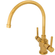kingston brass ks7702dlls two lever handles kitchen faucet without