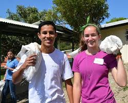 trips for high school graduates international student volunteers nonprofit development for 1 4 weeks