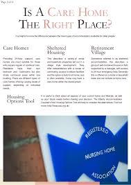 care home design guide uk goatacre care home guide