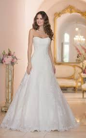 organza wedding dress lace tulle organza wedding dresses stella york