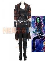 gamora costume 2017 guardians of the galaxy 2 gamora costume