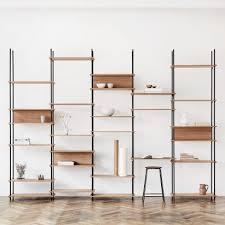 designer shelves shelving design dezeen magazine
