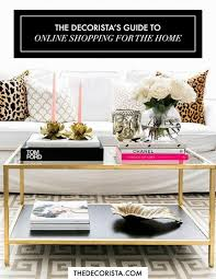Home Decor Online Shops The Decorista U0027s Guide To Online Shopping For Home Decor U2014 The