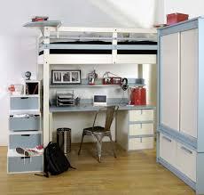 chambre ado avec mezzanine chambre ado petit espace