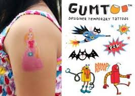 gumtoo tattoo designer temporary tattoos foxysales singapore