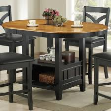 High Top Kitchen Tables Back To Post Tall Kitchen Table And - Counter height kitchen table with storage