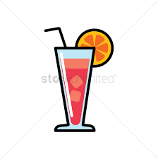 cartoon cocktail cocktail vector image 2030744 stockunlimited