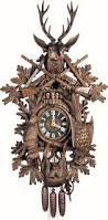 Regula Cuckoo Clock Cuckoo Clock 8 Day Movement Carved Style 140cm By Hubert Herr