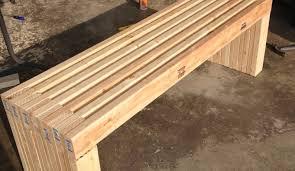Making A Bench Cushion Bench Enchanting Making An Outdoor Bench Cushion Unforeseen