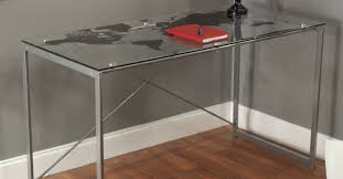 Office Depot Desk Ls Desk Stunning U Shapped Desk With Hutch Glass L Shaped Desk