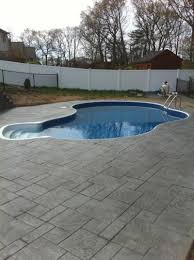 Best Sealer For Stamped Concrete Patio by Artistic Stamped Concrete Of Rhode Island Artistic Concrete