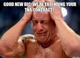 Ric Flair Memes - ric flair quits tna team hellions