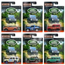 matchbox land rover defender 110 2016 amazon com matchbox land rover exclusive limited edition set