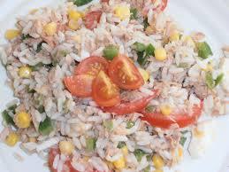 cuisine salade de riz salade de riz au thon concours malène aux fourneaux la cuisine