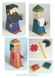printable bible characters free i heart crafts pinterest