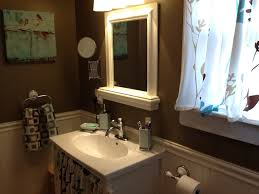wainscoting bathroom ideas pictures bathroom wainscoting in bathroom lovely chocolate brown white