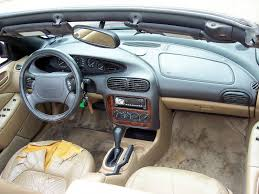 1997 chrysler sebring convertible for sale
