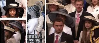 lady marina windsor royal hats